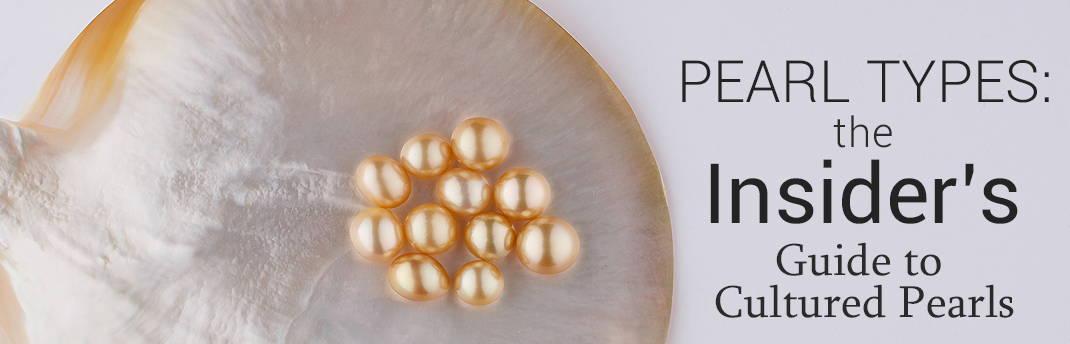 9cc1fc562 Pearl Types 101 - Akoya, Tahitian, Freshwater & South Sea Pearls - Pure  Pearls