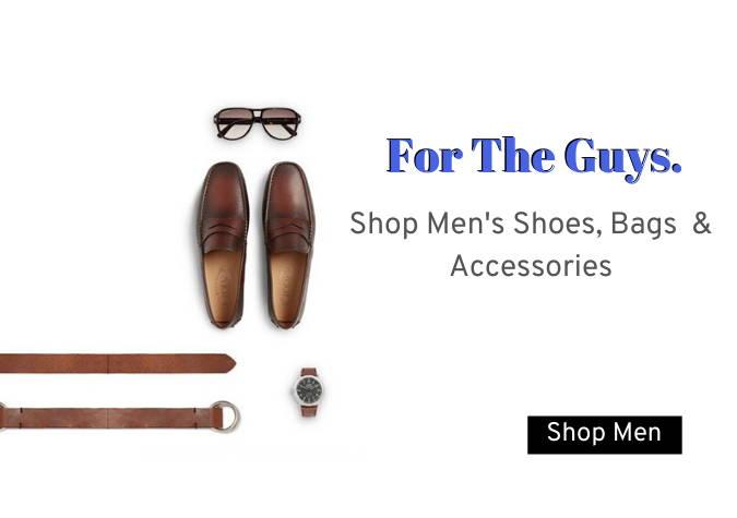 Men's Shoes, Bags & Accessories