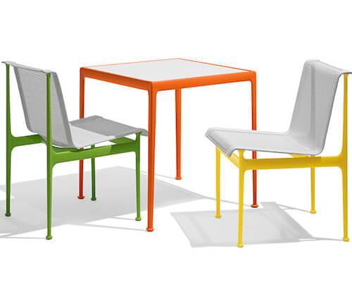 Knoll 1966 Armless Dining Chair