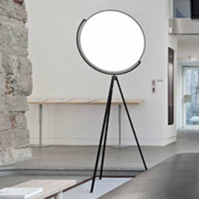 Flos table and floor lamps