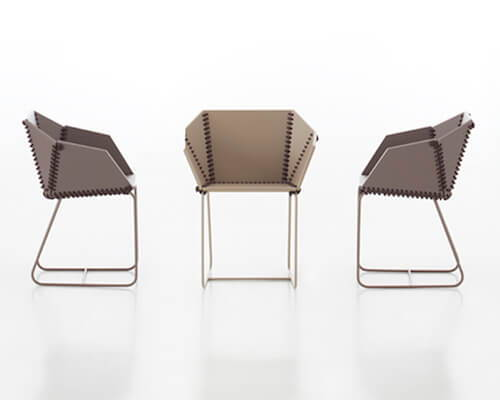 Gandia Blasco Outdoor Textile Chair