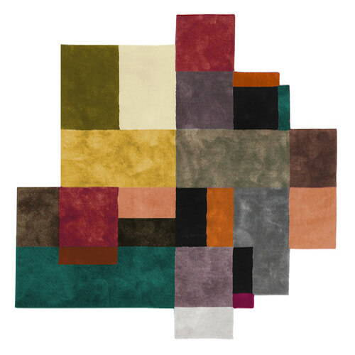 By Second Studio Henzel Patchwork Rug