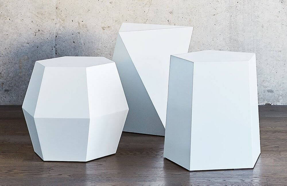 Geometric Furniture & Decor - 2Modern