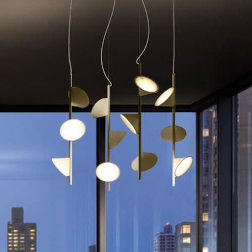 Ceiling Lightings - Multi Light Pendants