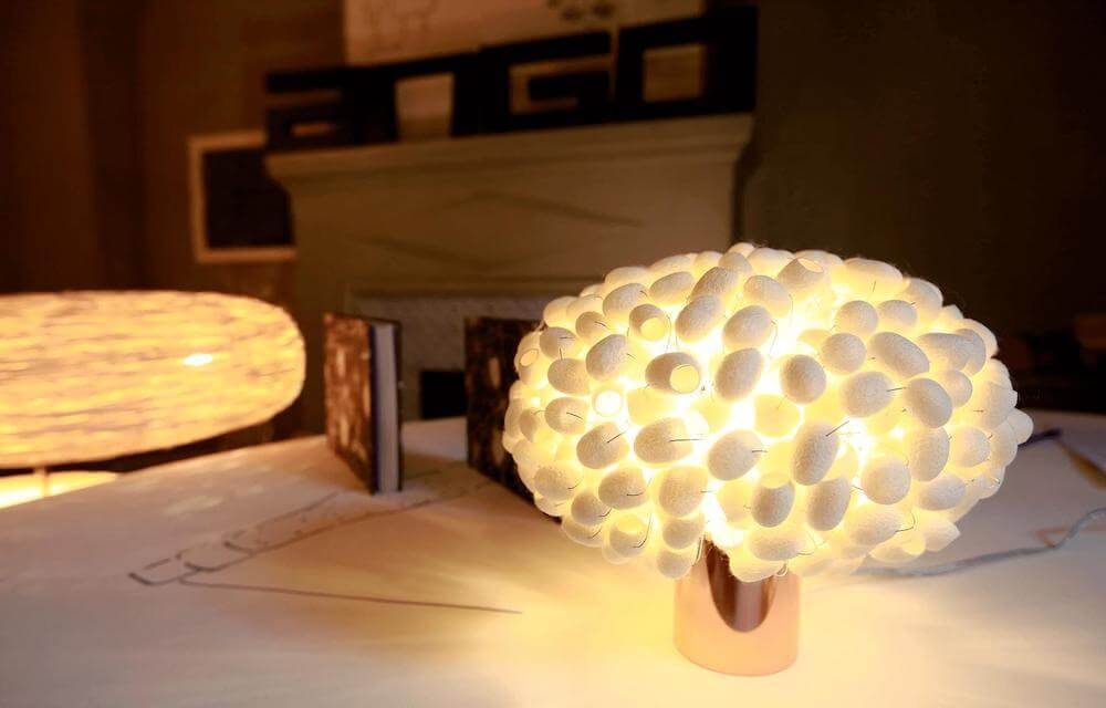 ANGO Unit Cocoon Table Lamp