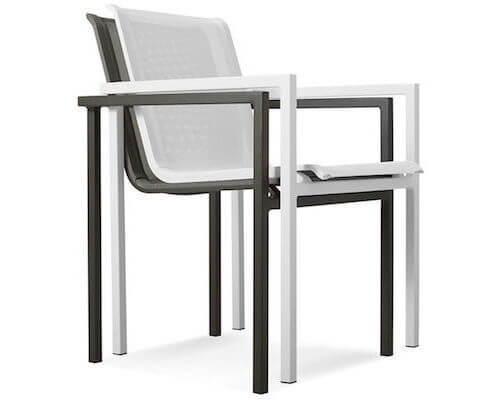 Blu Dot Skiff Outdoor Stacking Chair