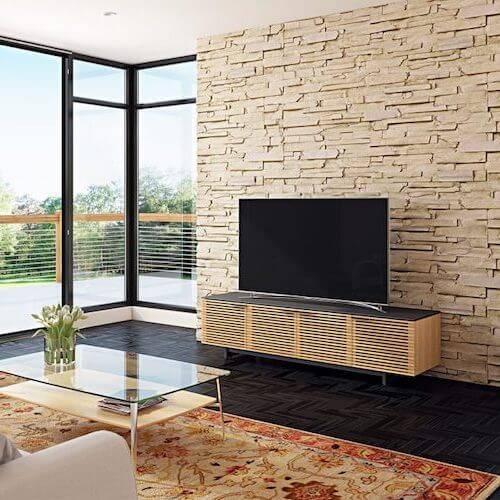 Living Room Furniture - Media Consoles