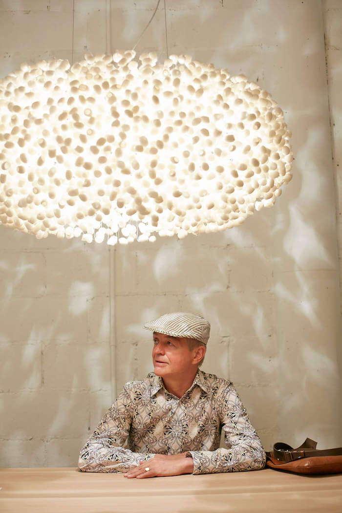 Angus Hutcheson, founder of ANGO Lighting