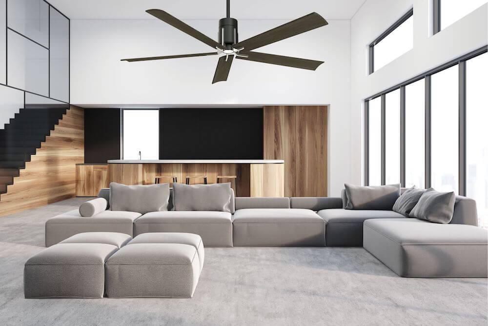 Minka Aire Clean LED Ceiling Fan