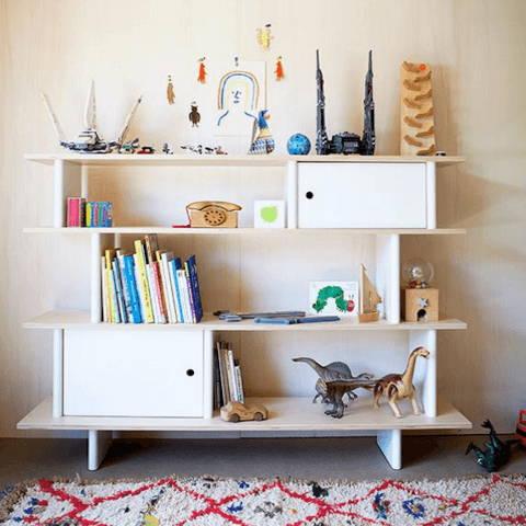 Kids Furniture - Bookcases & Shelving