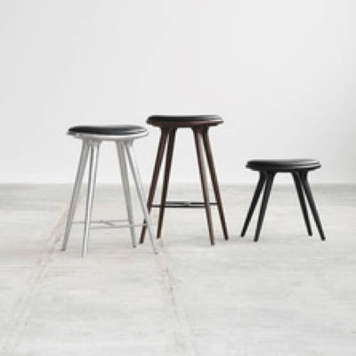 Modern Stools - Low Stools