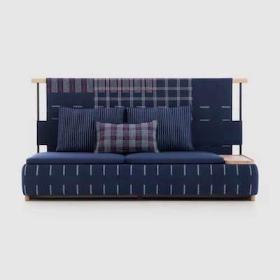 GAN Rugs LAN Sofa