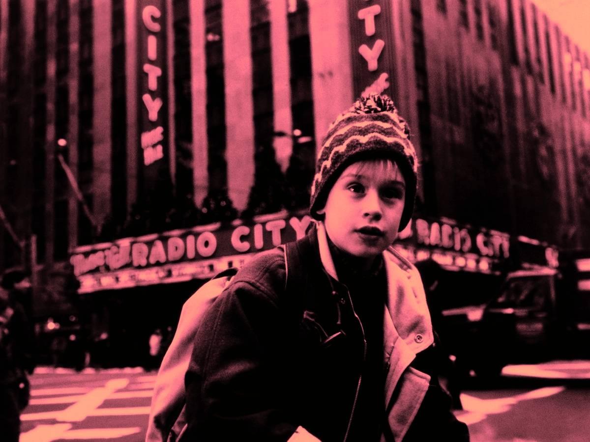 Frohe Weihnachten Du Widerliches Stinktier.Alle Drehorte Des Berühmten Film Kevin Alleine In New York Mein
