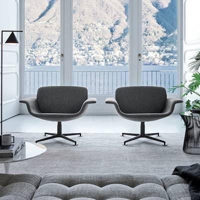 Lounge Swivel Chairs