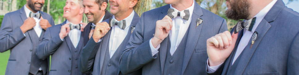 c754ec64ffff Custom Bow Ties for Weddings | Brackish Bow Ties - Brackish Brand
