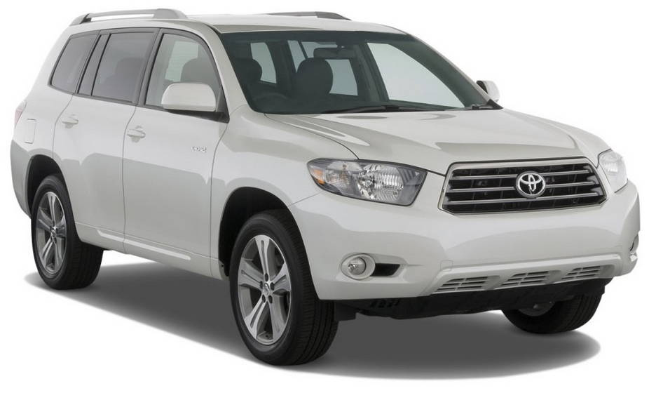 2008 toyota highlander hybrid oil change