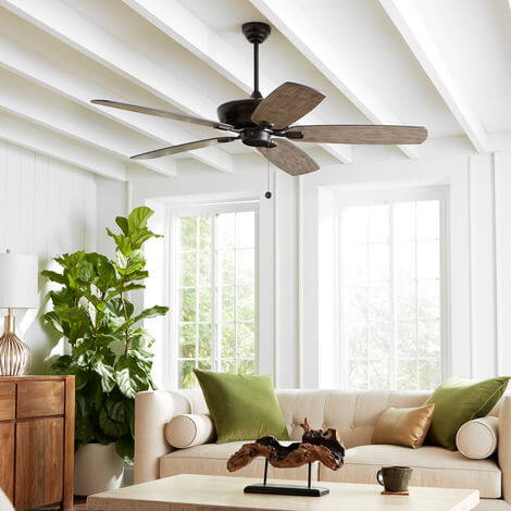 Modern Ceiling Fans - Outdoor Ceiling Fans