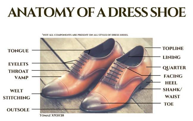 A Guide To Mens Dress Shoe Tomaz Shoes