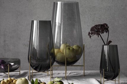 Menu Echasse Vase in 3 sizes