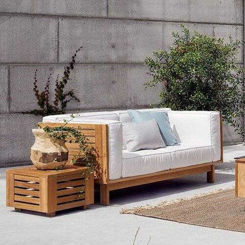 Outdoor Lounge Furniture - Sofas
