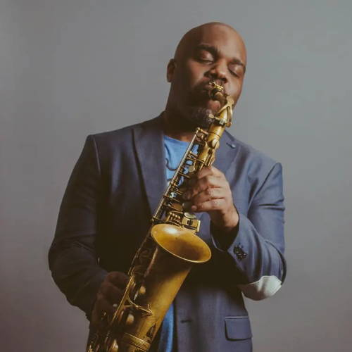 Sax player Jaleel Shaw uses Key Leaves, GapCap, and Spit Sponge products to protect and clean his saxophone.