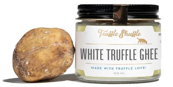 white truffle butter ghee
