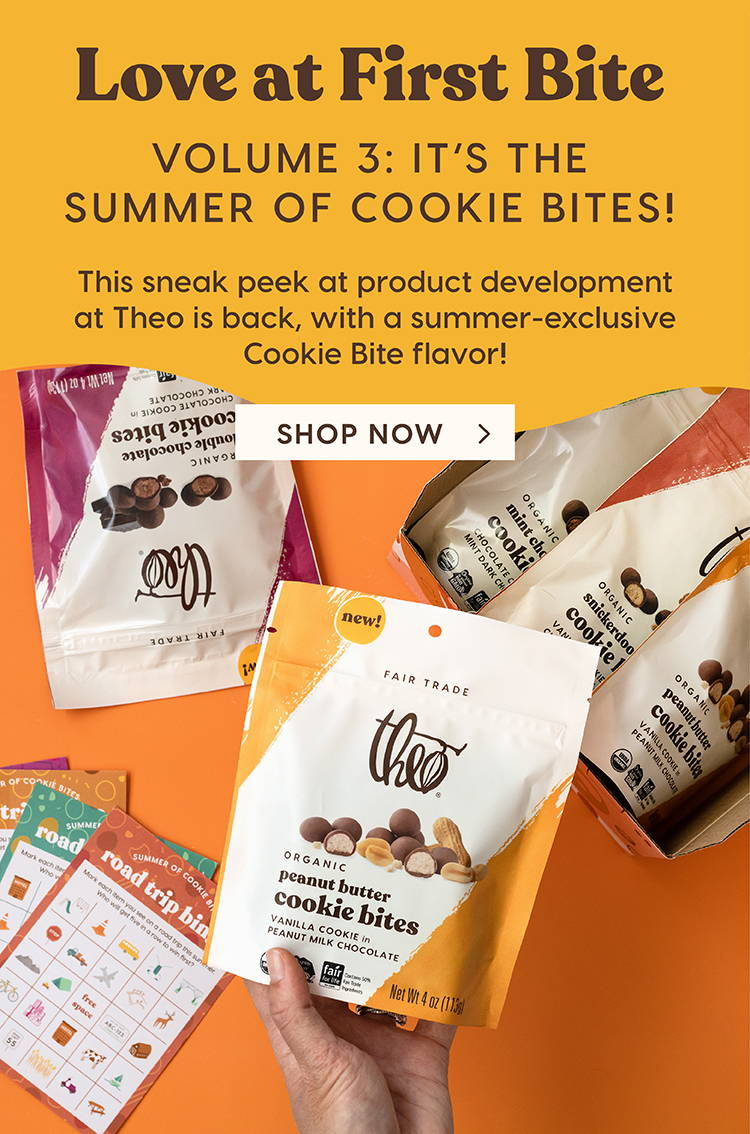 Love at First Bite Volume 3: It's the Summer of Cookie Bites!