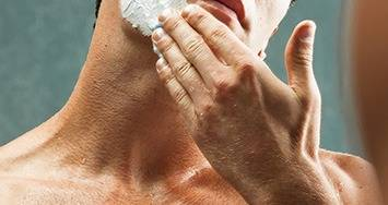 Shaving With Sensitive Skin