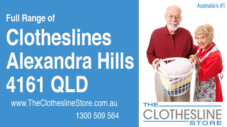 New Clotheslines in Alexandra Hills Queensland 4161