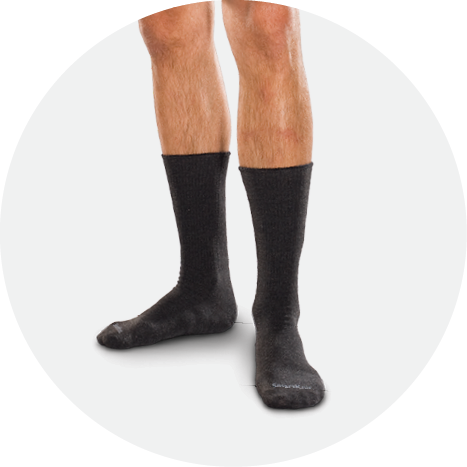 DIABETIC MULTI-PACK SOCKS Image