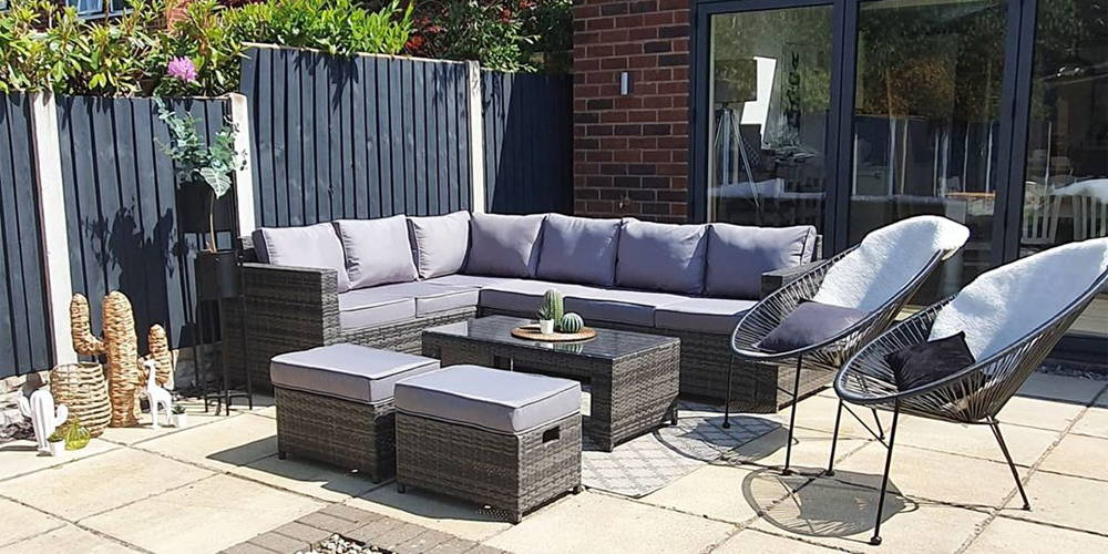How To Choose The Best Rattan Furniture For Your Garden