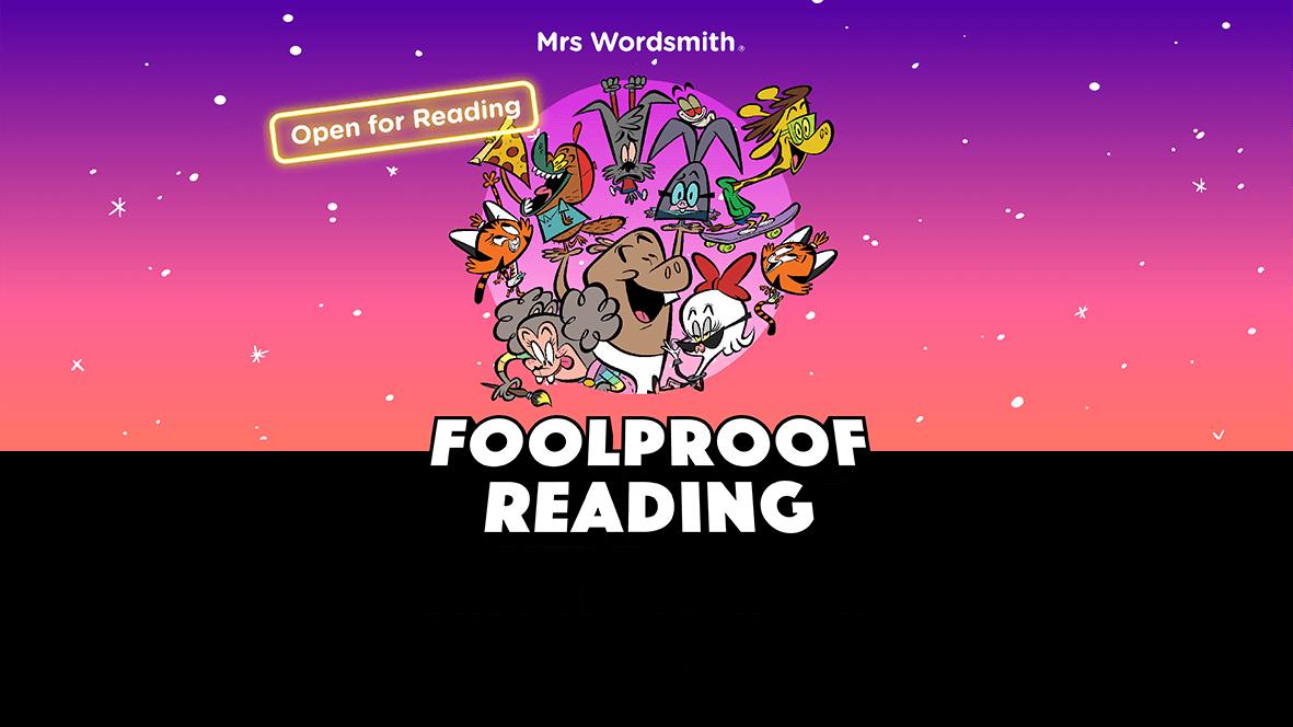 Foolproof reading bitmoji classroom