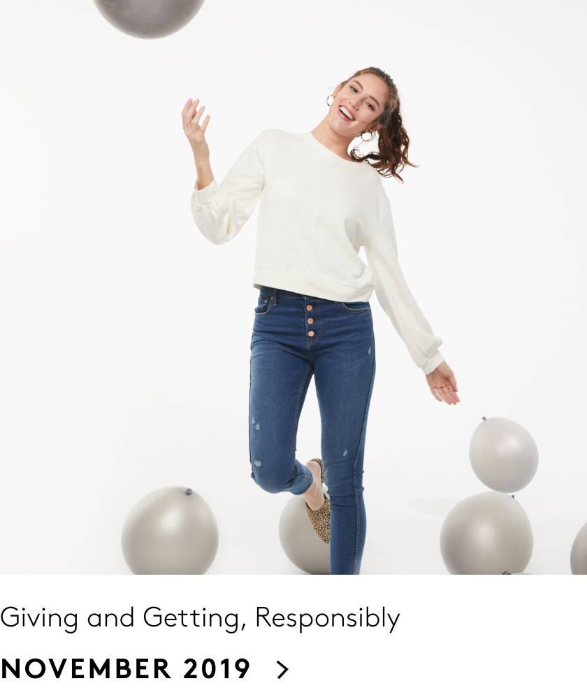 Giving and Getting Responsibly November 2019