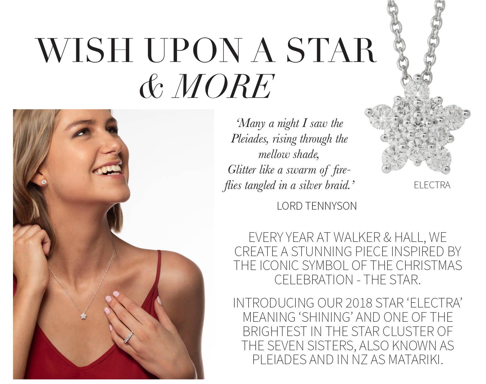 Electra Christmas Star 2018