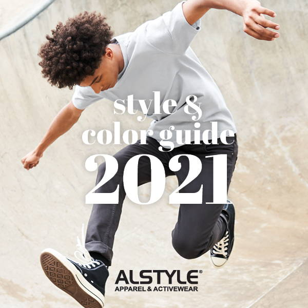 Alstyle® Apparel & Activewear Style & Color Guide