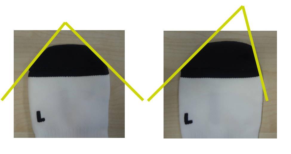 CEP 3.0 asymmetrical toe box