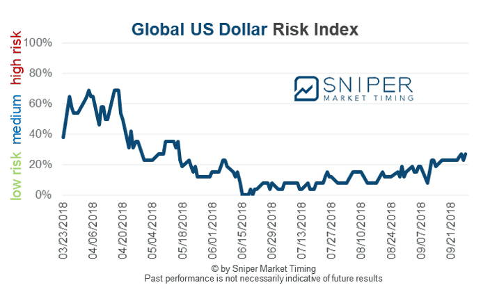 Global US Dollar risk