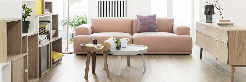 Scandinavian Furniture and Decor from 2Moder