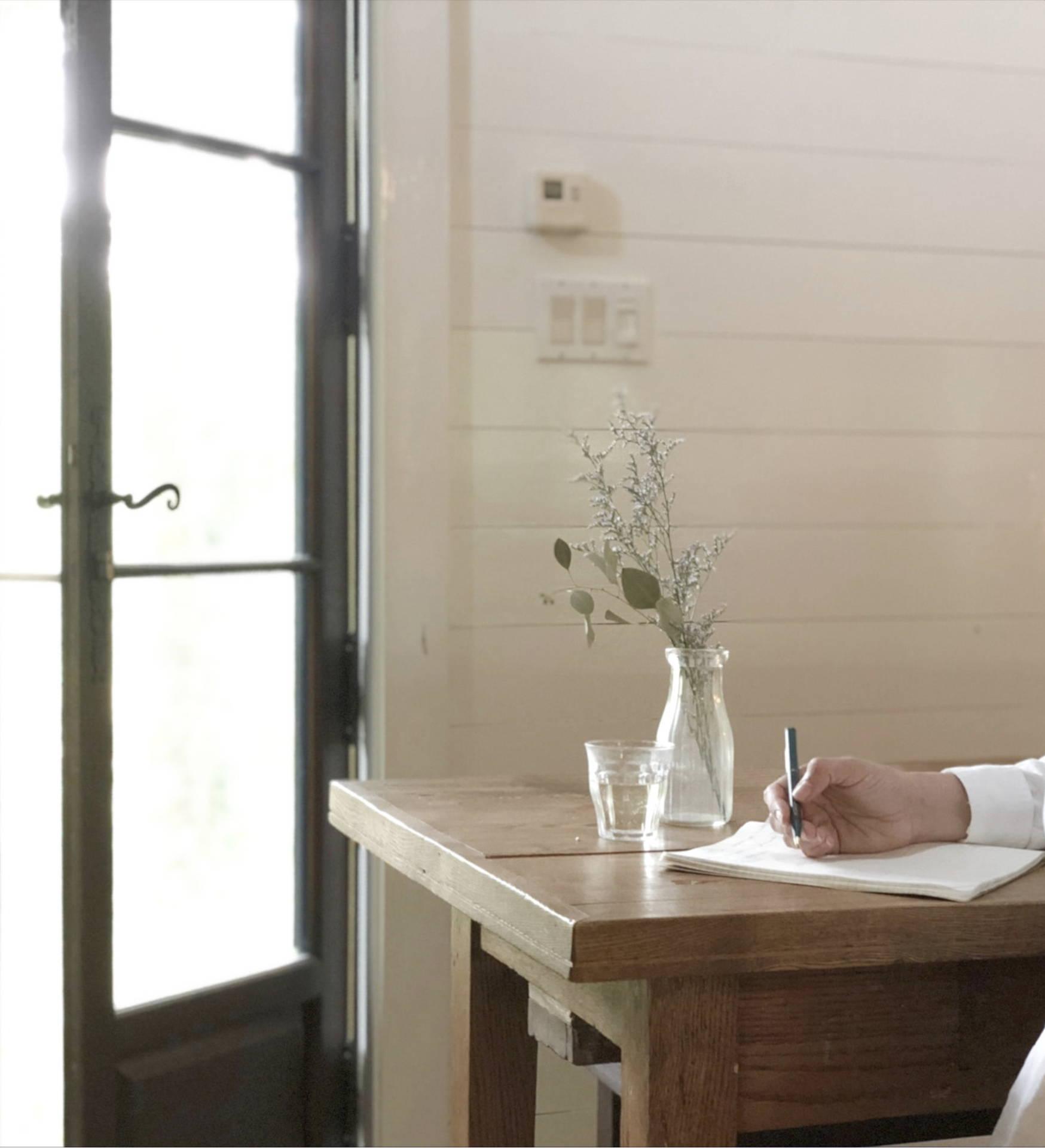 Une initiation au slow living - Chllenge gratitude: de découragé à émerveillé en 30 jours