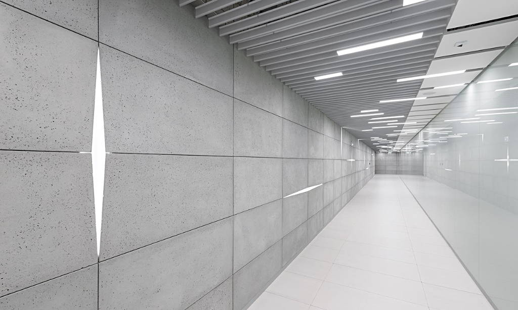 concrete wall panel Bloft
