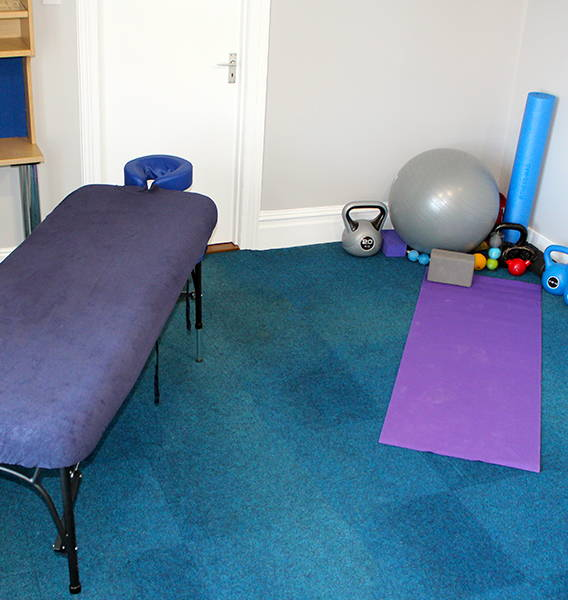 Massage Table and Exercise Mat