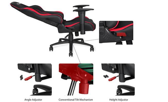 Ergonomic & Comfortable chair