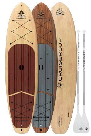 Xplorer paddle board package
