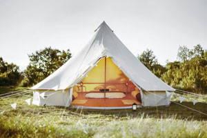 tente festival confort