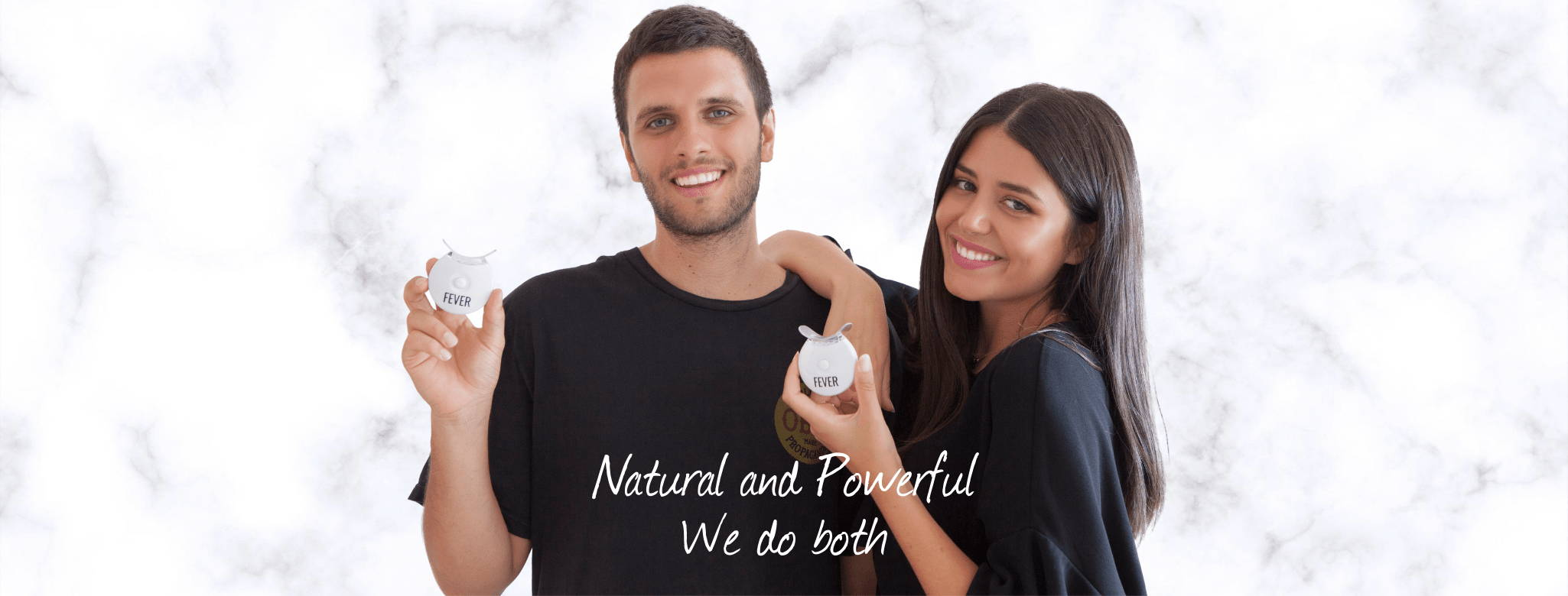 fever teeth whitening his and hers