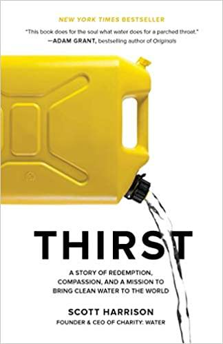 thirst the book