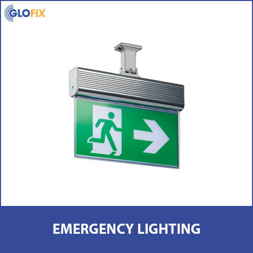 Emergency lighting collection