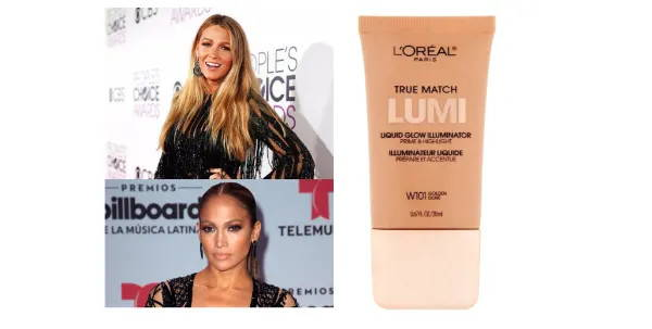 Blake Lively and JLo True Match Lumi