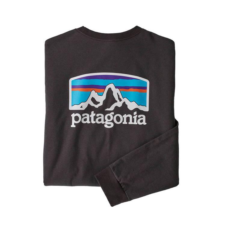 patagonia(パタゴニア)/ロングスリーブ フィッツロイ ホライゾンズ レスポンシビリティー/ブラウン/MENS