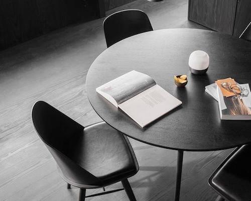 MENU Snaregade Round Dining Table